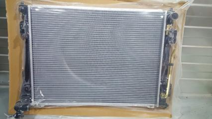 Запчасть радиатор охлаждения двигателя Hyundai Sonata 2007-2009