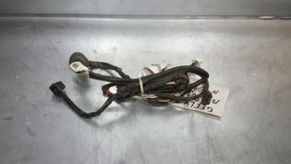 Запчасть электропроводка двери задняя правая Geely MK 2008-2015