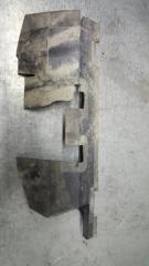 Запчасть дефлектор радиатора левый Skoda yeti 2009-2014