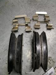 Запчасть колодки тормозные передние Seat Ibiza 2002-2008