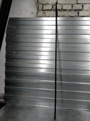 Запчасть молдинг крыши левый Лада 111130 1996-2006