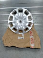 Запчасть колпак декоративный колеса Nissan Almera 2012-