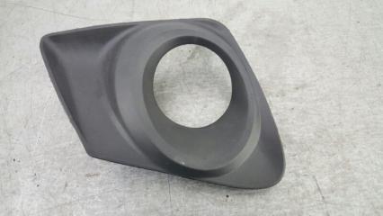 Запчасть накладка противотуманной фары передняя левая Toyota Corolla 2006-2013