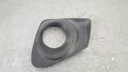 Запчасть накладка противотуманной фары передняя правая Toyota Corolla 2006-2013