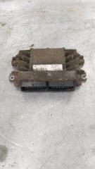 Блок управления двигателем ЭБУ ДВС Renault Symbol LU01 K4M БУ