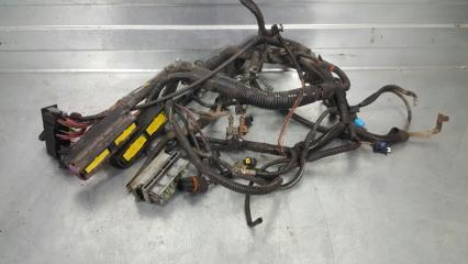 Проводка моторного отсека Renault Symbol 2008-2012 LU01 K4M 8200961788A БУ