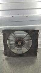 Запчасть вентилятор охлаждения основной в сборе Honda Fit 2001-2007