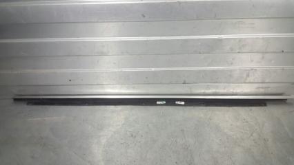 Молдинг стекла двери задний левый Volkswagen Jetta 2005-2010 1k2 БУ