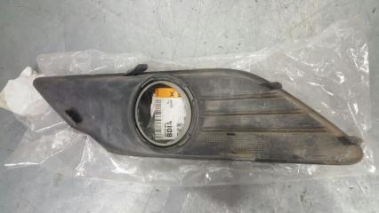 Накладка бампера передняя правая Ford Focus 2004-2011 CB4 БУ