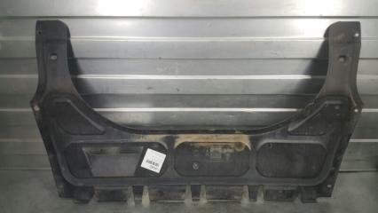 Пыльник двигателя передний Skoda Rapid 2007- 2015 NH1 БУ