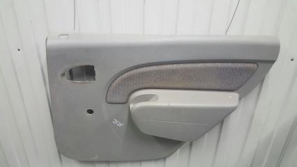 Обшивка двери задняя правая Renault Logan 2007-2009 LS0G/LS12 K7M710 БУ