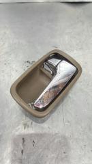 Запчасть ручка двери внутренняя задняя левая Mitsubishi Lancer Cedia 2000-2010
