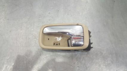 Запчасть ручка двери внутренняя передняя левая Mitsubishi Lancer Cedia 2000-2010