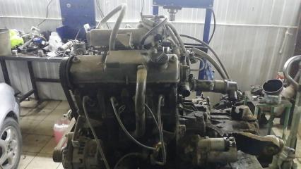 Запчасть двигатель Лада 2114 2001-2011
