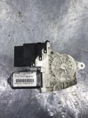 Моторчик стеклоподъемника задний левый Skoda Octavia 2004-2013 1Z БУ