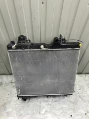 Запчасть радиатор охлаждения двигателя toyota Land Cruiser Prado 2009-н.в.