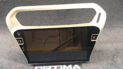 Штатная магнитола (ШГУ) Peugeot 301 2013- новая