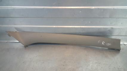 Запчасть обшивка стойки передняя правая Renault Logan 06.2004 - 08.2009