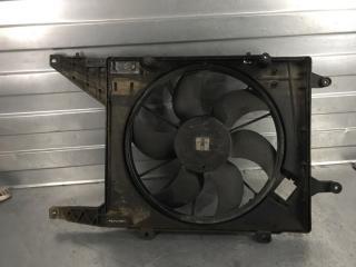 Вентилятор охлаждения радиатора Renault Scenic JA F9Q730 БУ