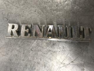 Эмблема Renault Scenic JA F9Q730 БУ