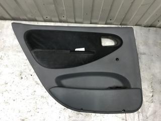 Обшивка двери задняя левая Renault Scenic JA F9Q730 БУ