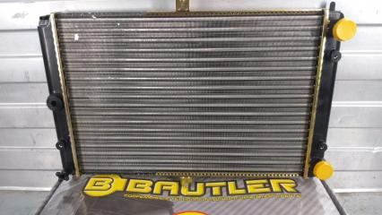 Радиатор охлаждения двигателя ИЖ 2126 Ода 2126 новая