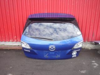 Запчасть крышка багажника задняя Mazda Atenza