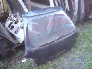 Дверь багажника задняя Honda Accord
