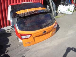 Дверь багажника задняя Subaru Subaru XV