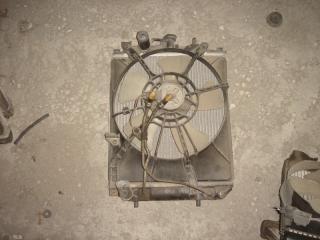 Запчасть радиатор двс Toyota Duet