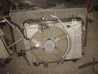 Запчасть радиатор двс Toyota Vitz