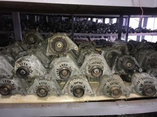 Запчасть генератор Toyota 1999-2010