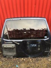 Запчасть дверь багажника задняя Mitsubishi Pajero
