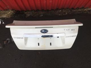 Запчасть крышка багажника Subaru Impreza