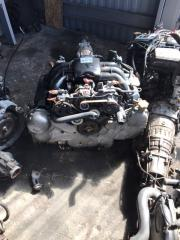 Запчасть двигатель Subaru Tribeca