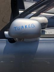 Запчасть зеркало переднее Volkswagen Touareg 2005
