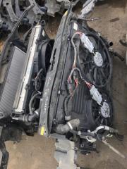 Запчасть радиатор двс Volkswagen touareg 2005