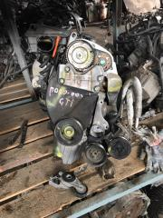 Запчасть двигатель Volkswagen polo 2001