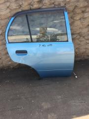 Запчасть дверь задняя Toyota Starlet 1997