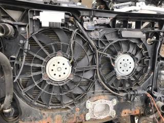 Запчасть вентилятор радиатора Audi A6C6 2007