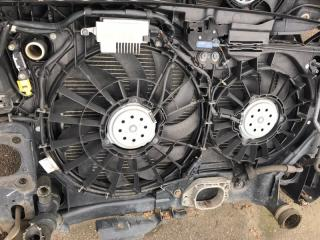 Запчасть вентилятор радиатора Audi A4 B6 2004