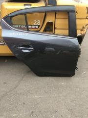 Дверь задняя Mazda 3 2014