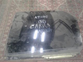 Стекло боковое заднее левое TOYOTA CARINA 1988