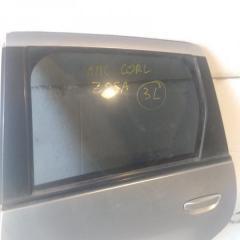 Запчасть стекло заднее левое MITSUBISHI COLT 2000