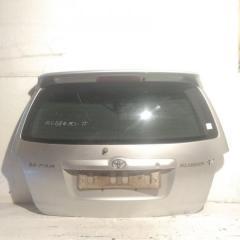 Дверь багажника задняя TOYOTA KLUGER V 2005