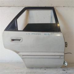 Стекло боковое заднее правое TOYOTA SPRINTER 1989