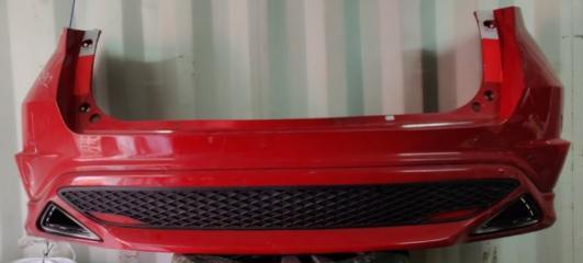 Решетка бампера задняя Honda Civic Type R 2007