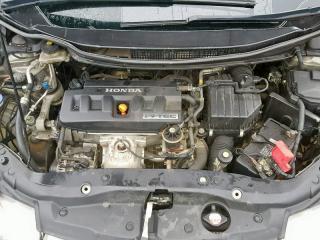 Запчасть кронштейн обводного ролика Honda Civic 8 5D 2006-2011
