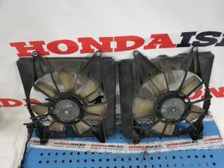 Диффузор радиатора в сборе левый Honda Accord 8 2008-2012