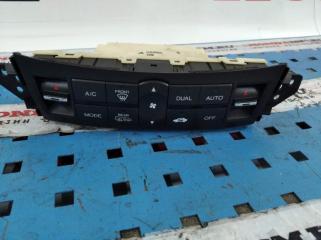 Блок управления климат-контролем Honda Accord 8 2008-2012